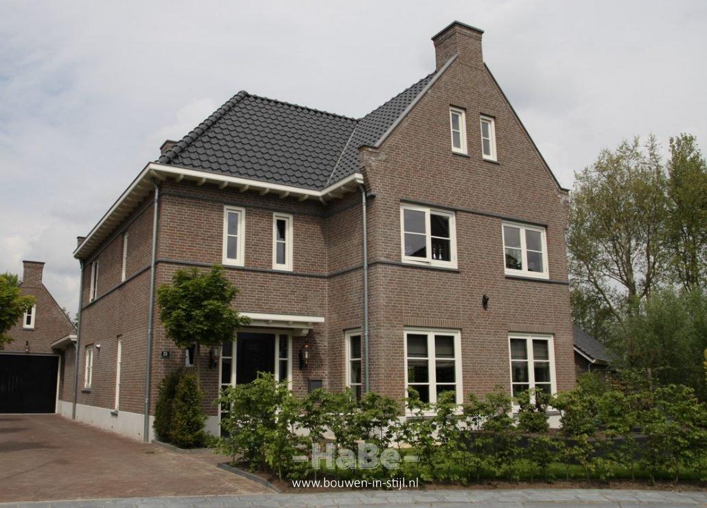 Cheap projecten with vrijstaand huis bouwen prijzen for Goedkoop vrijstaand huis bouwen