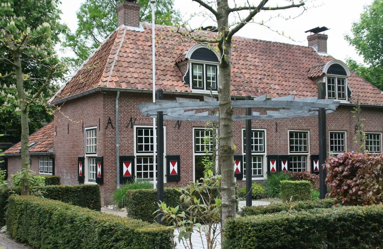 Renovatie monumentale woning in renswoude bouwen in stijl - Oude huis renovatie ...
