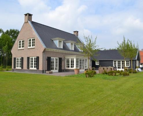 Huis Bouwen Prijs : Jaren 30 stijl habé bouwen in stijl