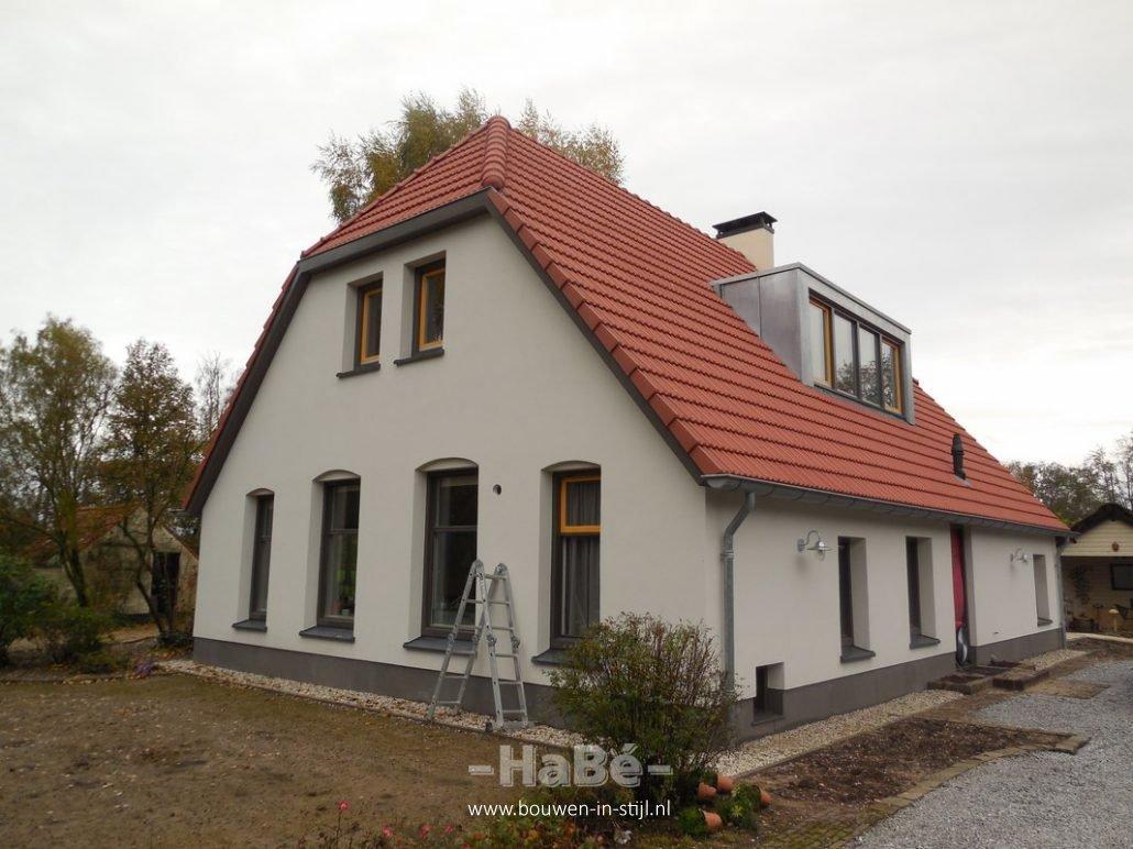 Duurzame renovatie woonboerderij uit nijkerk bouwen in stijl - Te bouwen zijn bibliotheek ...
