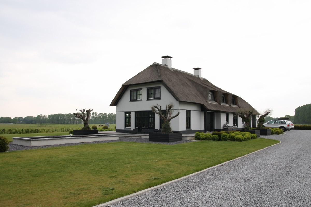 bouwen prachtig landhuis in renswoude bouwen in stijl