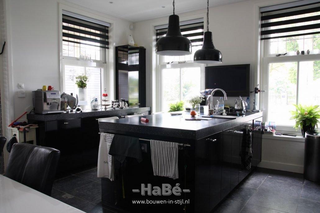 Keuken serre witte serre aan keuken te oisrschot with keuken