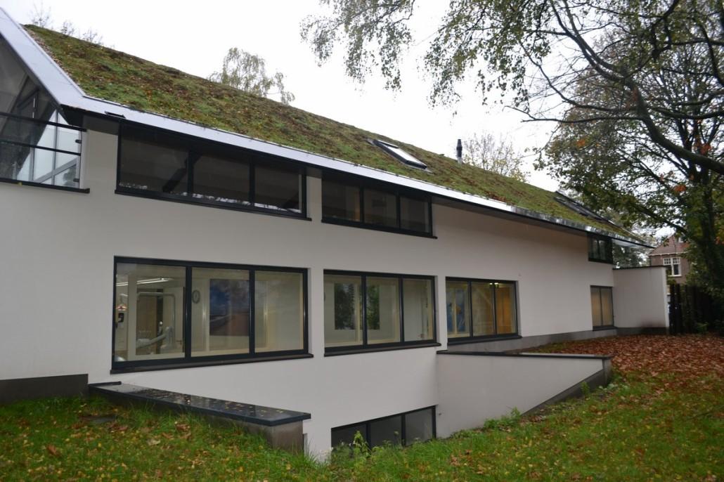 Duurzaam gebouwd mondzorgcentrum in lunteren bouwen in stijl - Zeer moderne woning ...