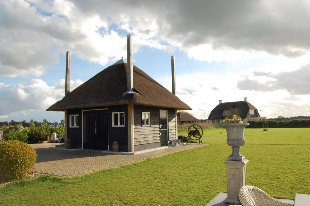 Nieuwbouw vrijstaande villa in achterveld bouwen in stijl for Prijzen nieuwbouw vrijstaande woning