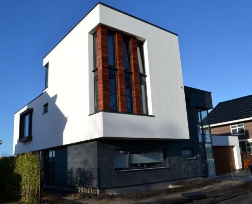 Modern huis bouwen bouwen moderne stijl - Modern stijl huis ...