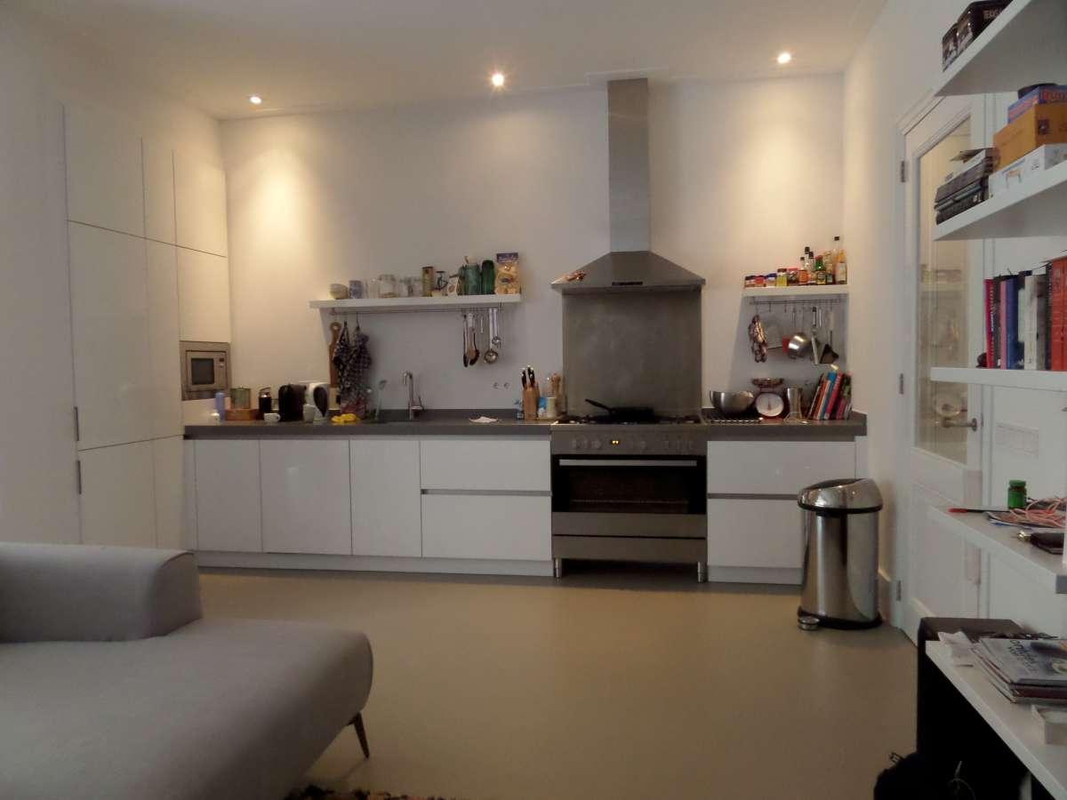 Keuken Verbouwen Amsterdam : Aan- en verbouw appartement in Amsterdam – HaB? Bouwen in Stijl