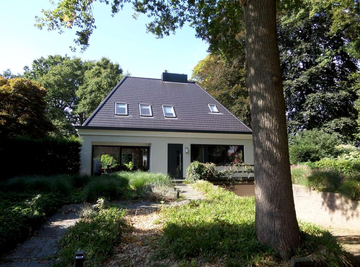 Restyling buitenzijde vrijstaande woning in doorn hab for Prijzen nieuwbouw vrijstaande woning