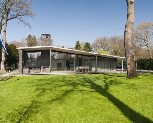 Modern huis bouwen bouwen moderne stijl