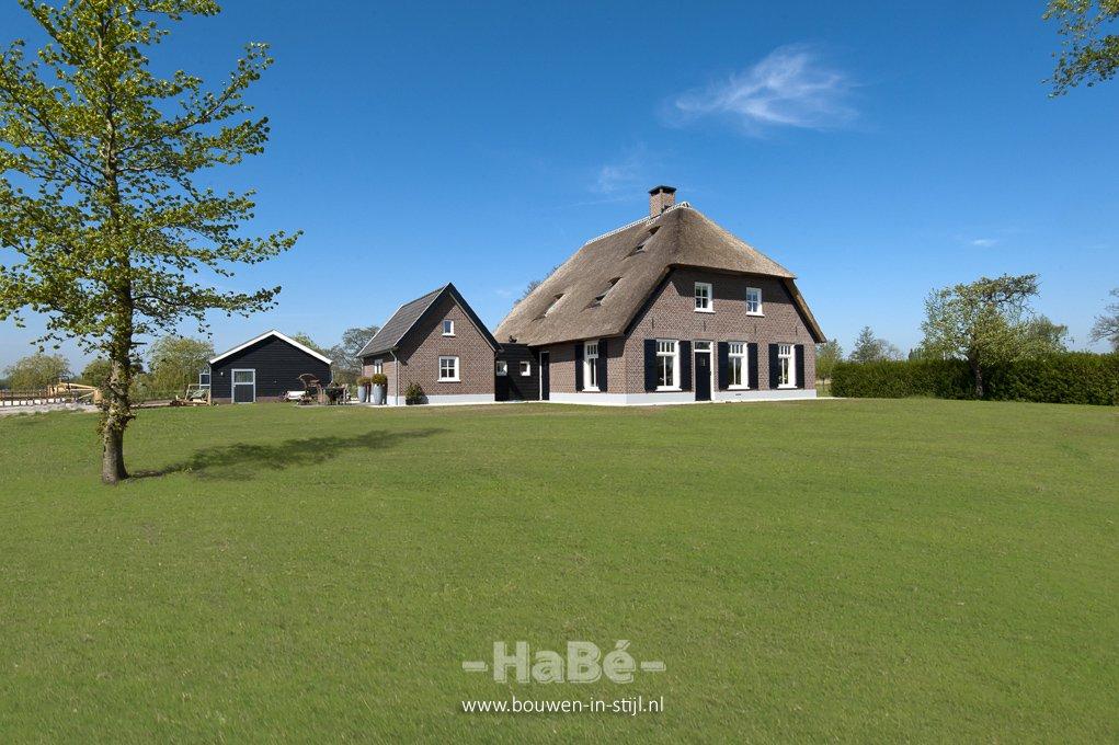Geheel te emst with vrijstaand huis bouwen prijzen for Vrijstaand huis laten bouwen