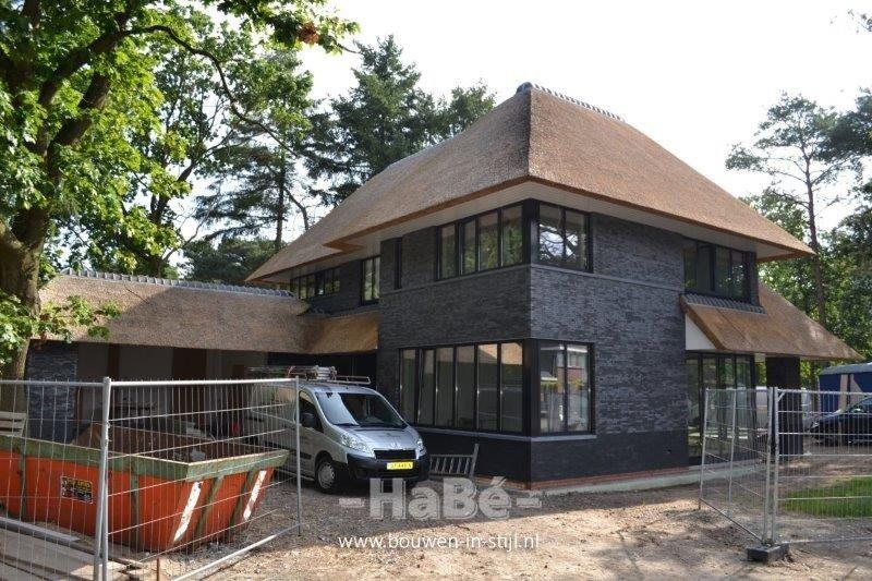 Woning met garage te zeist hab bouwen in stijl - Te vergroten zijn huis met een veranda ...