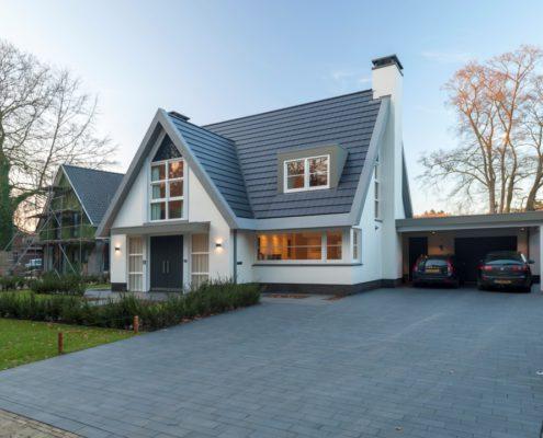 Vrijstaand Huis Bouwen : Projecten habé bouwen in stijl