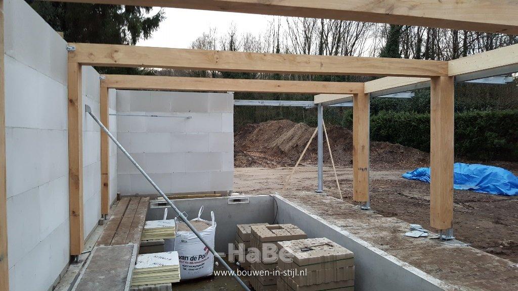 Nieuwbouw vrijstaande woning met rieten kap te veenendaal hab bouwen in stijl - Te bouwen zijn bibliotheek ...