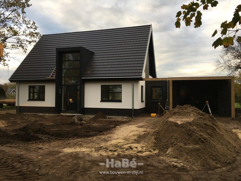 Vrijstaande woning in barneveld hab bouwen in stijl for Prijzen nieuwbouw vrijstaande woning