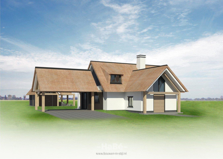 Nieuwbouw vrijstaande woning te nuland hab bouwen in for Prijzen nieuwbouw vrijstaande woning