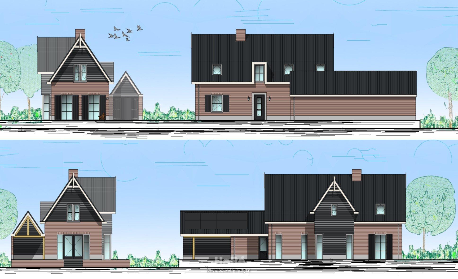 Goedkoop huis bouwen prijzen basiswoning d with goedkoop for Prijzen nieuwbouw vrijstaande woning